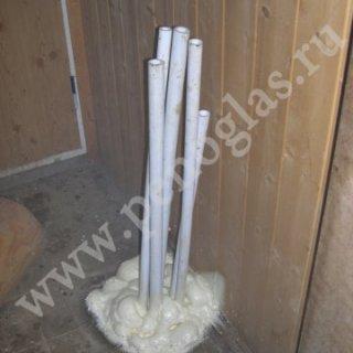 Теплоизоляция трубопроводов ппу